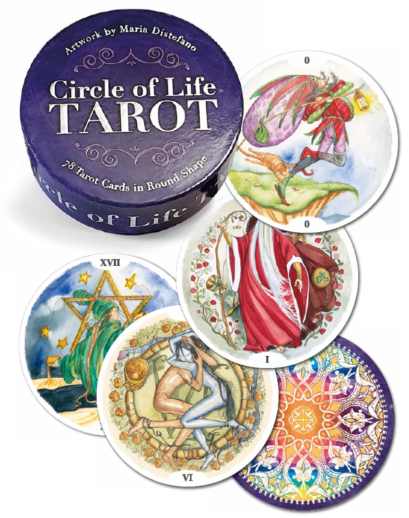 Circle of Life Tarot — Таро Круг жизни