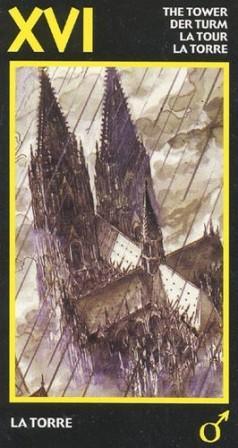 Таро Манара Башня