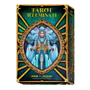 Таро Иллюминатов Коробка карт