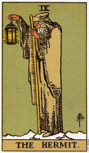 Трактовка Старшего Аркана Отшельник