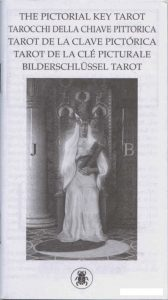 Буклет (МБК) колоды Таро Универсальный Ключ