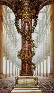 Таро Царство Фэнтези изображение Туз Мечей