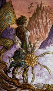 Таро Царство Фэнтези изображение 7 Мечей