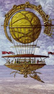 Таро Царство Фэнтези изображение Туз Пентаклей