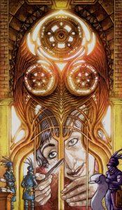 Таро Царство Фэнтези изображение 3 Пентаклей